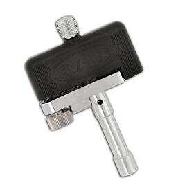 2x Metall Drum Sticks Haut Stimmschlüssel Tuner Solid Square Socket Durable NZ8